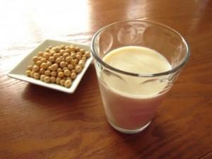 コラーゲン豆乳